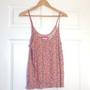 aerie by American Eagle Large Floral Spaghetti